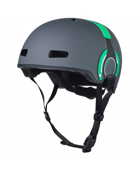 Kask Micro Headphone Green